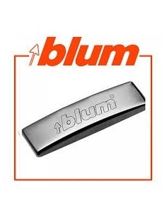 Blum Plain Boss Arm Cover Cap Steel Press On 70.1503