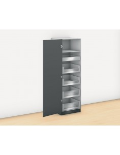 Legrabox Internal Drawer Set Blum Glass Front