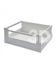 "450mm Depth Antaro Internal ""D""Complete Drawer Set Gallery Rail"