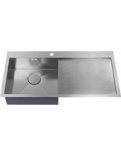 ZENDUO 1.0 Single Bowl Square Kitchen Sink