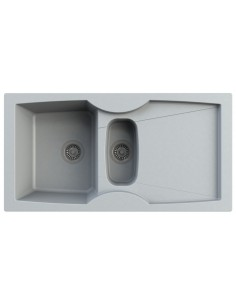 Marden Granite Kitchen Sink 1.5 Bowl & Waste