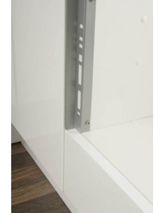 Single Oven Heat Deflector Set Cabinet 16 Or 18mm Unit