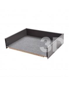 "Blum Legrabox Pure Drawer 500mm Depth ""K"" Height 128mm"