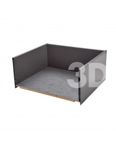 "Blum Legrabox Pure Drawer 450mm Depth ""F"" Height 241mm"