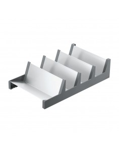 Blum Orga/Ambia-Line Spice Holder Drawer Storage Grey