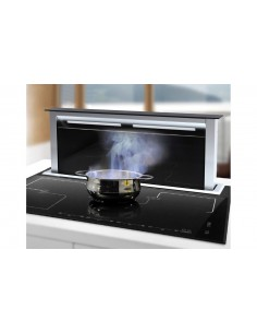 Essential 90cm Downdraft Extractor Fan, Touch Control