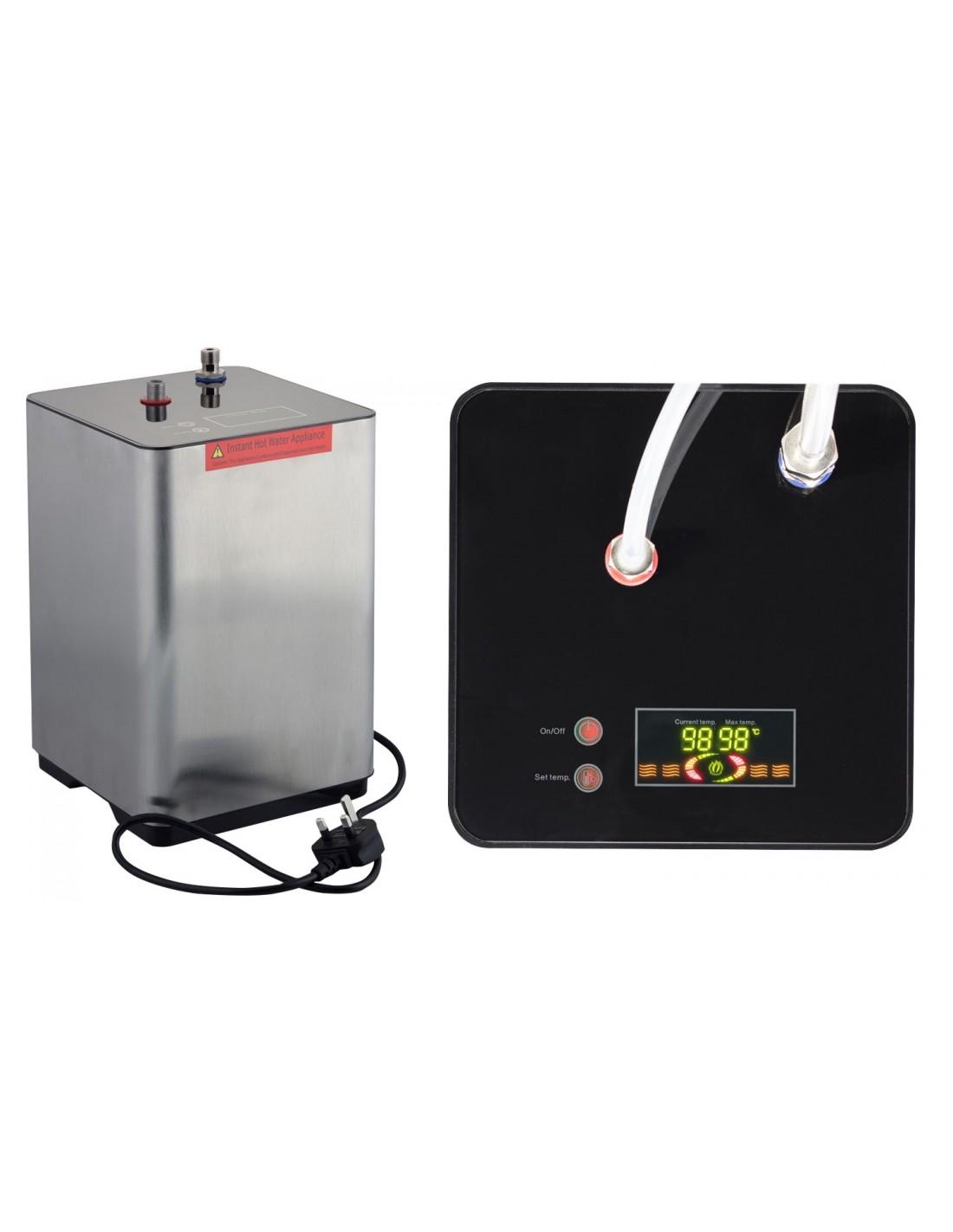 New Amanzi Boiling Hot Water Hot Chrome Tank Amp Filter Set