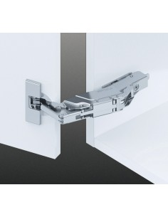 Grass 160° Zero Protrusion Hinge Set Internal Drawers/Larders