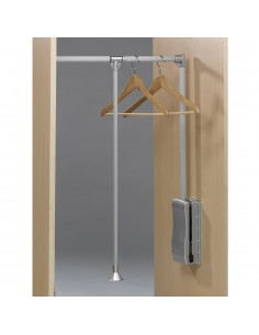 Internal Pull Down Wardrobe Rail Lift System 830-1150mm
