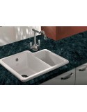 Shaws Ceramic Classic Kitchen Sink 1.5 Topmount Or Undermount
