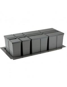 1000mm Kitchen Drawer Waste Bin