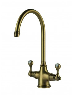 Coriolis Brushed Bronze Tap