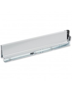 "Blum Antaro Steel Draw Sides Grey ""M"" Height 83mm Various Depths"