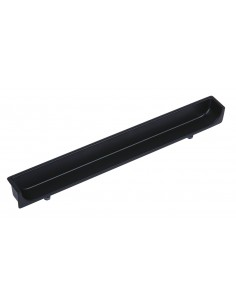 Black inset Door Handle