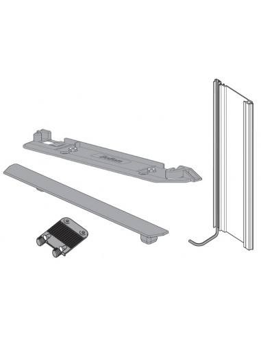 Blum Servo Drive Back Bracket Pack...