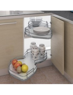 Nuvola Corner Suits 1000mm Kitchen Units
