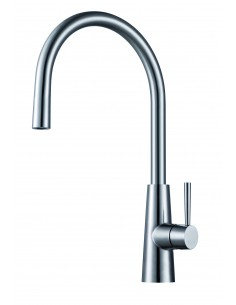 Stainless steel Titania Kitchen Tap