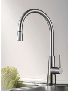Clearwater Titania Stainless Steel Tap