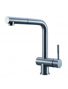 Clearwater Mercury Stainless Steel Tap