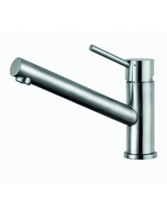 Clearwater Sirius SI2SS Stainless Steel Top Lever Swivel Spout Tap