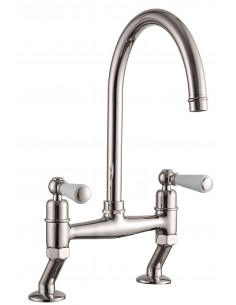 Clearwater Dephini Double Lever Bridge Tap