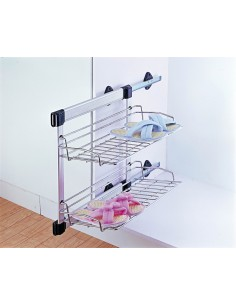 Bedroom Pull Out Shoe Rack...