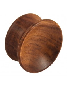 56mm Walnut Wooden door knob