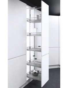 300mm Vauth-Sagel Pull Out Tall Larder Premea 1200-2330 Heights
