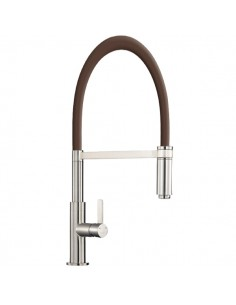 1810 Spirale kitchen tap and spray hose