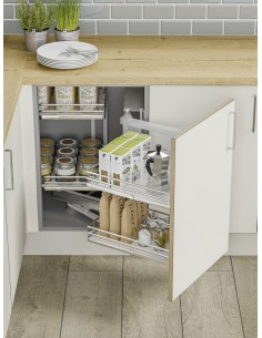 ip2c09 Corner storage for kitchen units