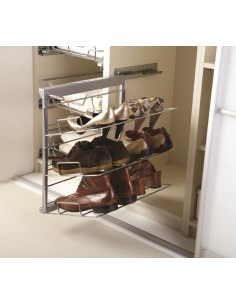 Three Tier Shoe Rack, Handed