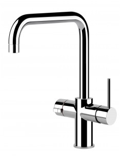 Gessi Oxygen 98 3 Way Mixer Hot Water Filter Tap