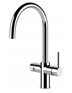 Gessi Oxygen 98 3 Way Mixer Hot Water Filter Tap C Spout