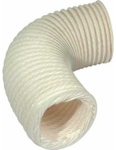 Flexi Hose 1m x 100/125/150mm White
