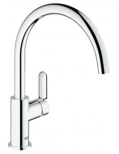 31367 Grohe BauEdge Single Lever Kitchen Tap