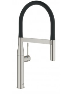 30294 DCP Brushed Steel Professional Spray Tap