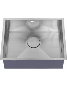 Zenuno 500U Sharp Square Kitchen Inset Or Under Mount