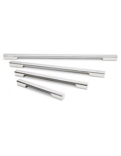 Modern FF86696 Aluminium/Chrome Beam Handle - Various Sizes