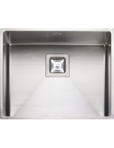 Rangemaster Antlantic Kube KUB50 Single Bowl Undermount Sink