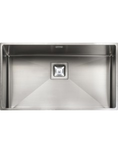 Rangemaster Antlantic Kube KUB70 Single Bowl Undermount Sink