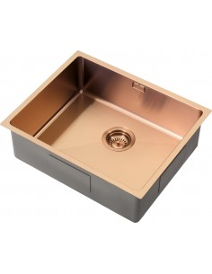 Copper Kitchen Sink ZEN15 500U