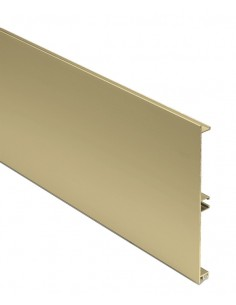 Brushed Brass Plinth