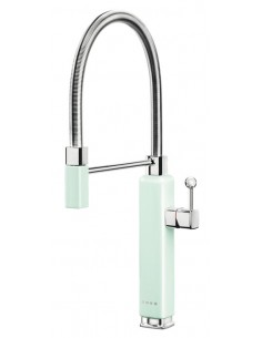 Pale Green Kitchen Spray Tap, Smeg MDF50