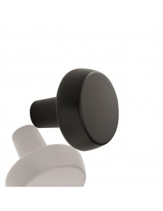 Autumn Matt Black Door Knob