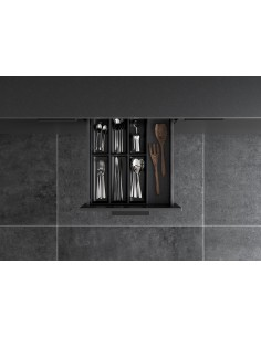 Terra Black Cutlery Insert 300mm
