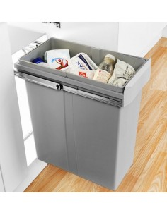 "Wesco Kitchen Recycle Bin ""Big Boy"" 300mm 755640-85"