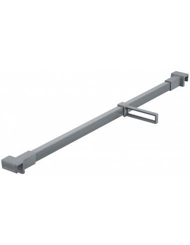 Ambia Line Cross Gallery Rail, Lateral & Connectors