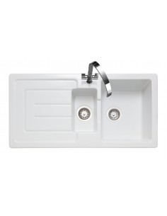 Rangemaster Austell 1.5 Bowl Kitchen sink