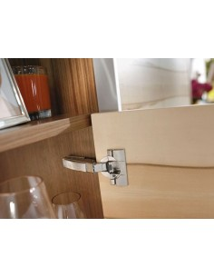 Blum 110 Degree BLUMOTION Clip Top Hinge Overlay Inserta