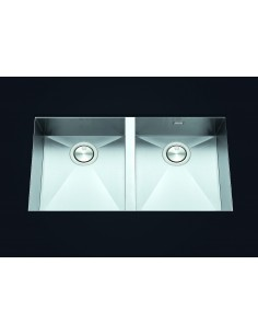 Clearwater Stark Square Modern 1.0mm Stainless Steel Sink SK83